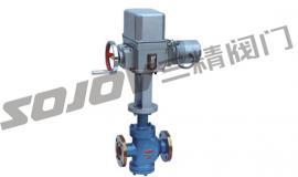SZAZP、SZAZN型电动直通单座、双座调节阀