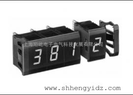 IDEC和泉组合式数字显示器DD3S型应用
