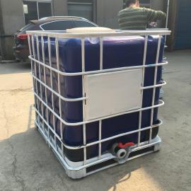 1吨集装桶Ibc吨桶阀门配件1000L牛筋水产长方形塑料方箱厂家直销