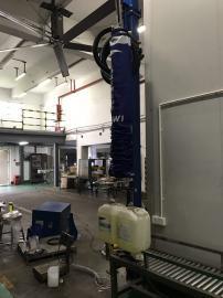 瑞典TAWI气管吸吊机、非标定制吸盘吊具塑料桶类产品搬运码垛吸盘
