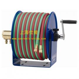 美国COXREELS考克斯双管卷管器 焊接卷管器 氧气乙炔卷盘 绕管器