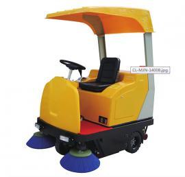 欧洁驾驶式扫地机S1400B工厂小区常用扫地机价位