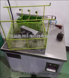 塑胶模具除积碳瓦斯环保型电解式单槽超声波清洗机非标定做