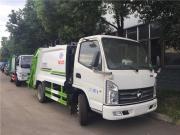 5吨压缩垃圾清运车多少钱
