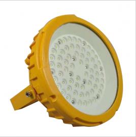 BAX82-40b吸壁式安装LED防爆照明灯、50w圆形LED防爆灯