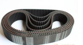 现货供应三星DH橡胶梯型双面齿同步带,耐油,耐高温