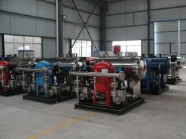 高区/中区变频供水泵