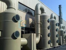 废气处理净化塔污水处理-港骐