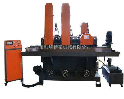 利琦 四头水磨自动砂光机 多功能三砂一轮自动砂光机LC-ZL300-4