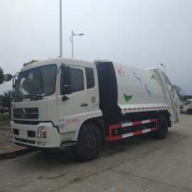 12方压缩垃圾车|东风天锦CSC5161ZYSDV型压缩垃圾车参数及报价
