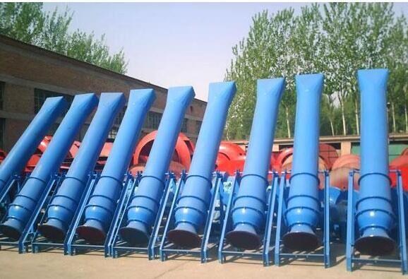 X45.25水泥窑筒体风机报价