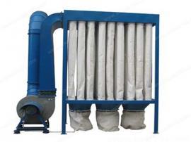 单机除尘器生产厂家pl布袋支持定制
