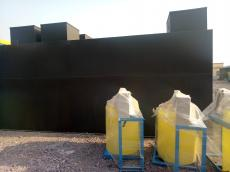 wsz -ao-4地埋式生活污水处理装置