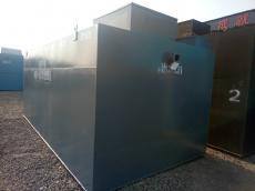 wsz -ao-2m3/h地埋式一体化生活污水处理设备