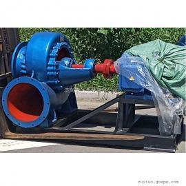 500HW-7卧式混流泵
