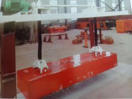 人造板厂家 铺装工段 专用升降永磁除铁器