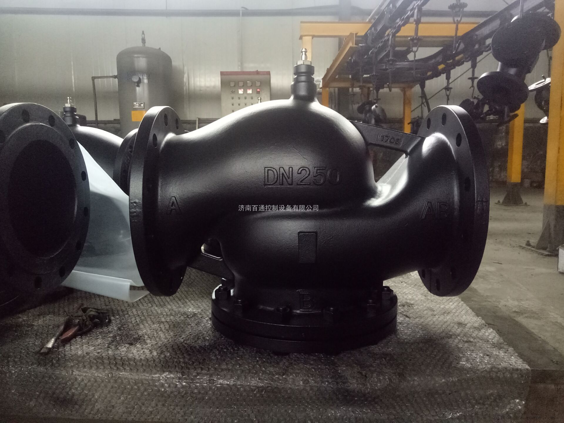 VVQT45.250 西门子电动调节阀 西门子混装阀 蒸汽阀