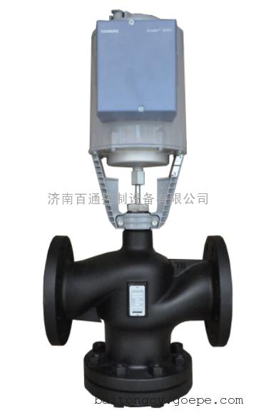 VVQT43.100 VVVQT45.100 电动两通调节阀