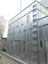 3万风量布袋式木工除尘器,中央脉冲除尘设备生产厂家