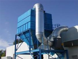 LFD型机械回转反吹扁袋除尘器