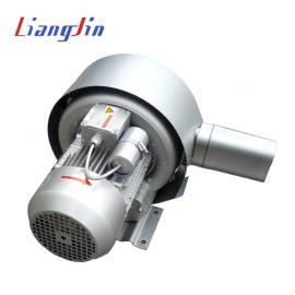 制果机械专用双段式高压鼓风机