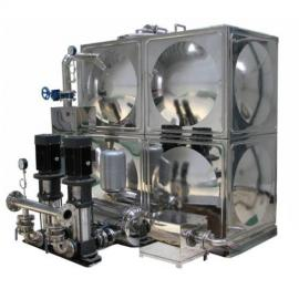 罐式管网叠压无负压供水设备