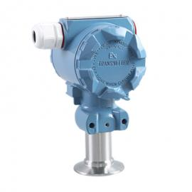 2088 卫生型卡箍式快装压力变送器 4-20mA平膜型快装压力变送器