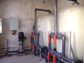 饮用水工程农村饮用水超滤膜过滤工程设计安装维护