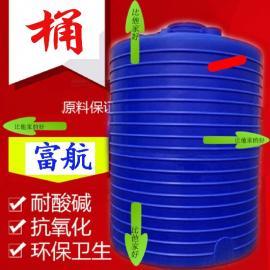 立式圆形10吨塑料桶