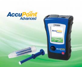 手持式细菌检测仪AccuPoint 2