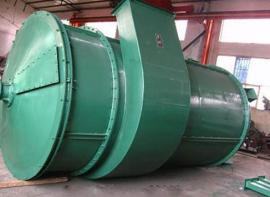 专业定制 木工粉尘旋风除尘器 工业除尘器
