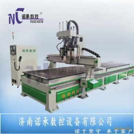 nc-1325板式衣柜橱柜数控开料机 定制家具木工下料机