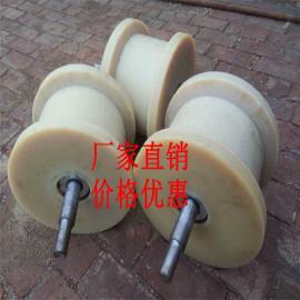 尼龙辊厂家直销尼龙地滚 斜巷地辊 聚氨酯胶辊 地托辊