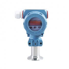PCM400F单法兰压力变送器 工业型数显隔膜法兰式压力变送器