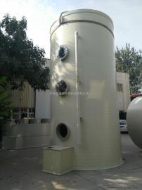 VOC废气处理 PP喷淋塔洗涤塔净化塔 氨吹脱塔废气处理环保设备