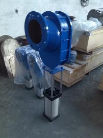气动陶瓷出料阀 气动陶瓷排堵阀 气动耐磨闸阀 气动耐冲刷排气阀