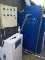 25M3/d一体化污水处理装置