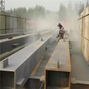 钢结构除锈喷砂机