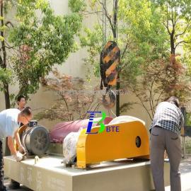 卧式螺旋离心机设备 打桩泥浆脱水机――贝特尔环保