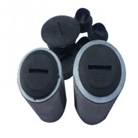 钢筋套筒塑料保护盖@钢筋套筒堵头@钢筋套筒保护盖批发