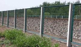 高速公路护栏网、体育场围栏网、金属网片厂家