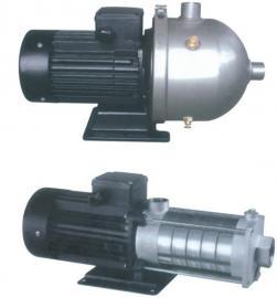 卧式轻型不锈钢多级离心泵