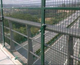 供应桥梁防抛网菱形孔桥梁防抛网高速公路铁丝防抛网厂家