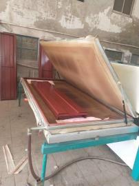密集架木纹转印机厂家转印密集柜书架