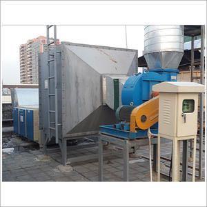 车间废气排放通风环保设备活性炭吸附塔