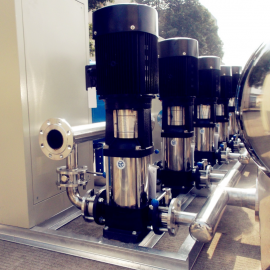 市政供水设备 变频供水设备 恒压变频供水设备 无负压供水设备