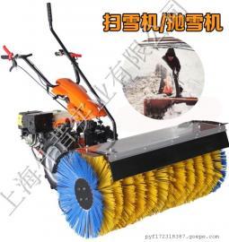 隆鑫 本田 13,马力 MT370扫雪机 抛雪机 除雪机学校公园马路清扫