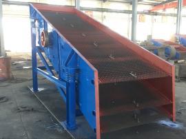 直线振动筛 矿用双层筛沙机 恒昌选矿设备厂家