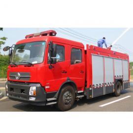 重汽豪沃消防车价格---豪沃8吨泡沫消防车
