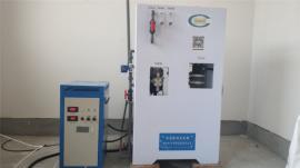 电解食盐消毒设备厂家/小型水厂次氯酸钠发生器